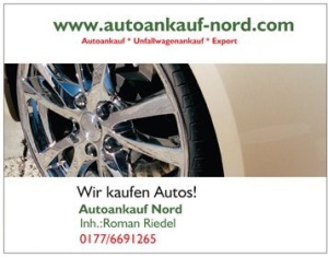 Autoankauf zum Bestpreis im gesaten Bundesgebiet!